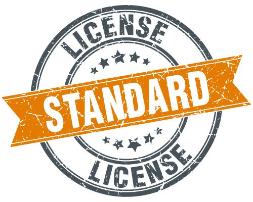 License Stamp Standard